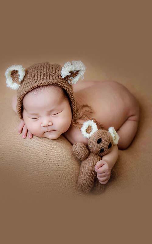 芳妮豆丁儿童摄影 甜美的梦