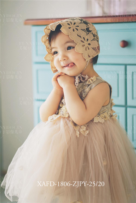 西安一小女孩的公主照竟然这样拍,羡煞旁人!