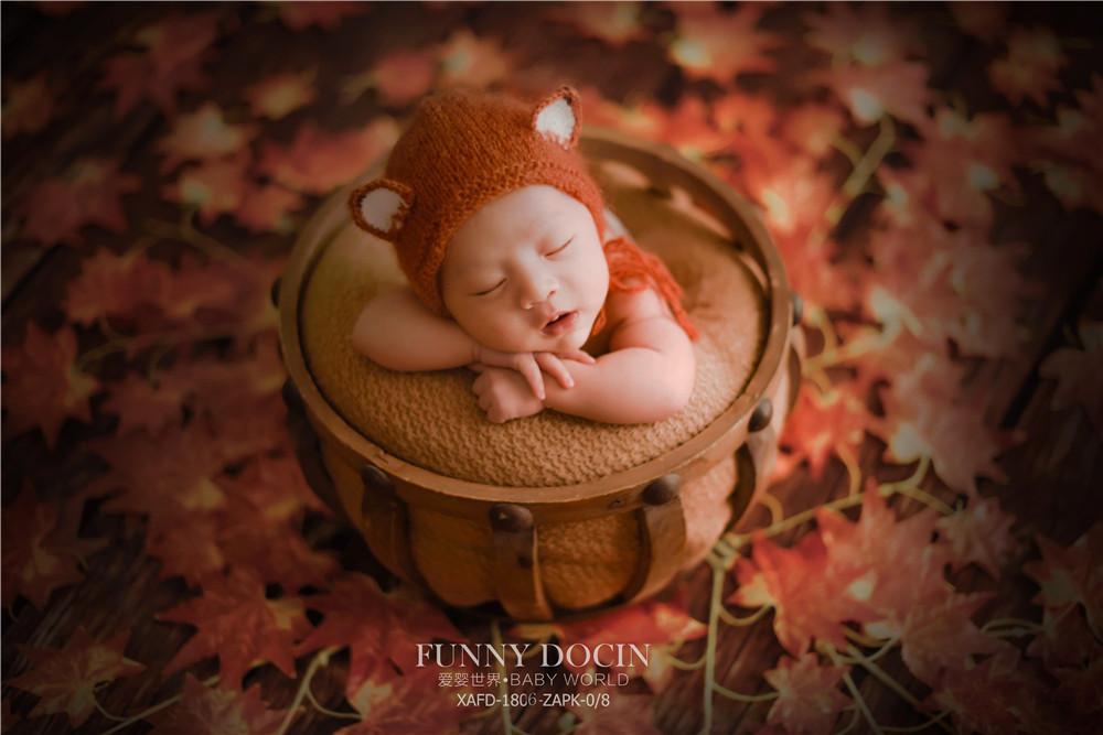 新生儿摄影包裹造型有哪些?