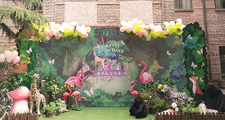 芳妮豆丁儿童摄影 童话森林3