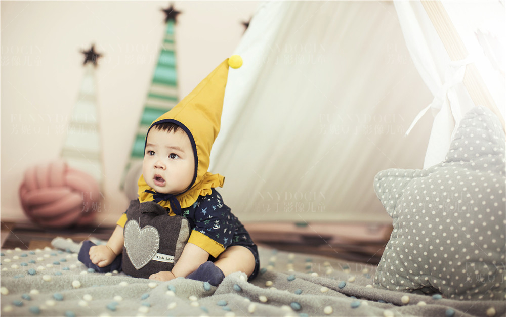 芳妮豆丁儿童摄影 魔法乐园