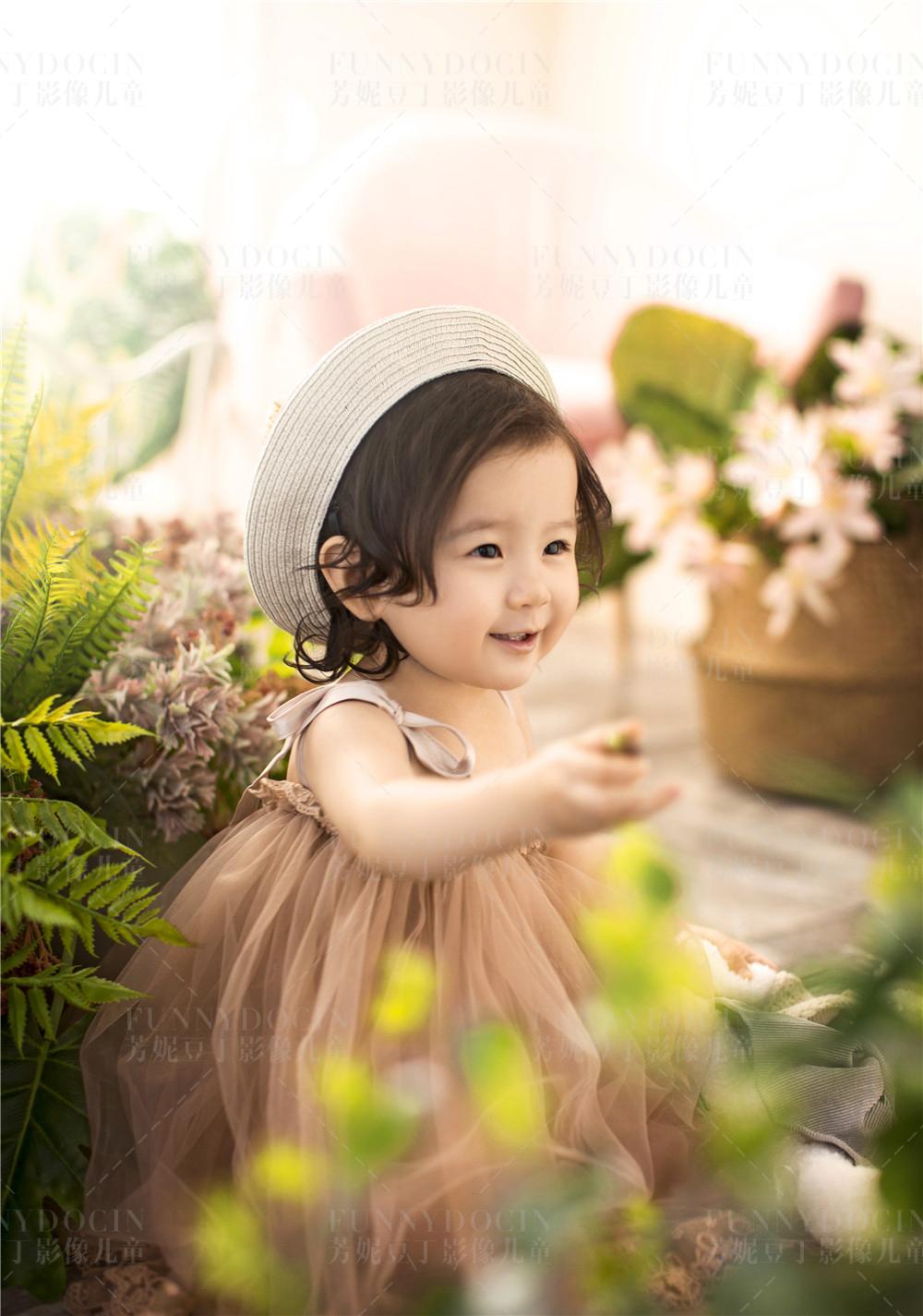 芳妮豆丁儿童摄影 森林奇缘