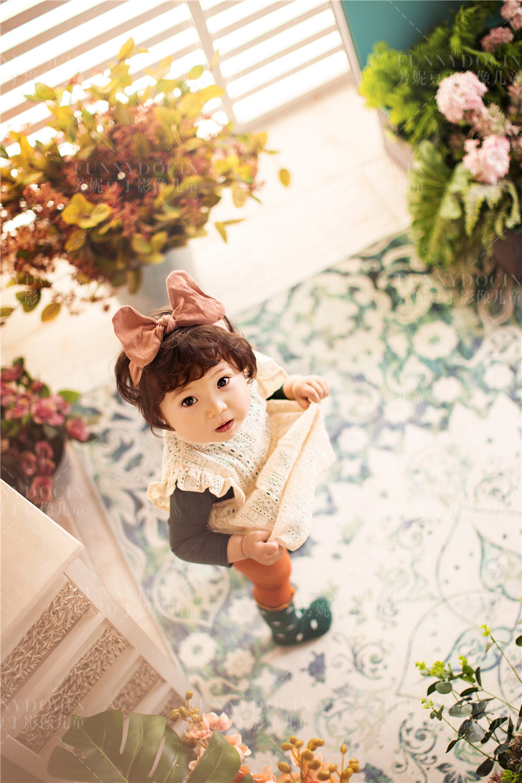 芳妮豆丁儿童摄影 约会童话