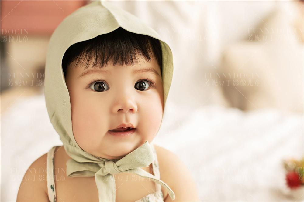 芳妮豆丁儿童摄影 甜蜜世界