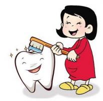 妊娠期及产后的牙齿健康