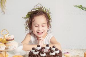 生日蛋糕 甜甜圈 口袋蛋糕甜甜的生日必备必须都有
