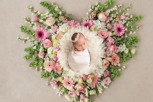 给婴儿宝宝拍照的注意事项