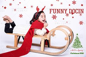 圣诞节主题宝宝照火热上线,速来约拍!