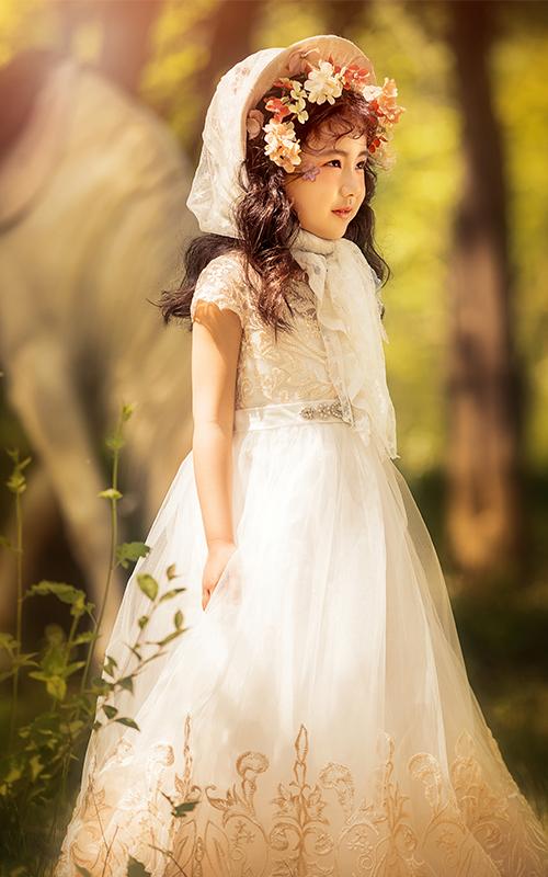 芳妮豆丁儿童摄影 童话梦靥