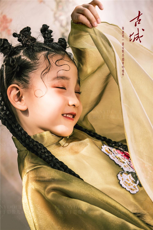 芳妮豆丁儿童摄影 梦回旧时光