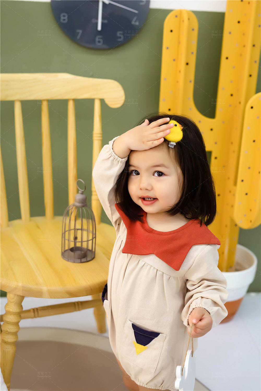 芳妮豆丁儿童摄影 半糖主义