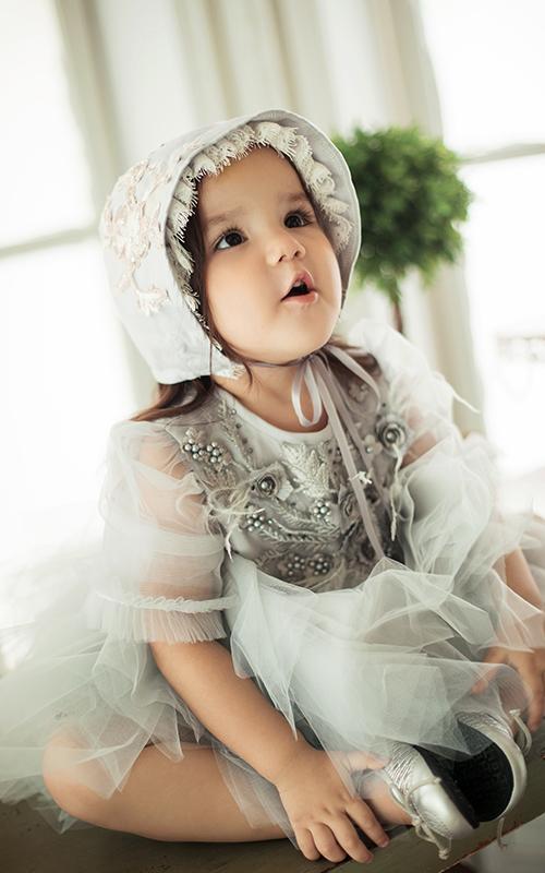 芳妮豆丁儿童摄影 甜心派对