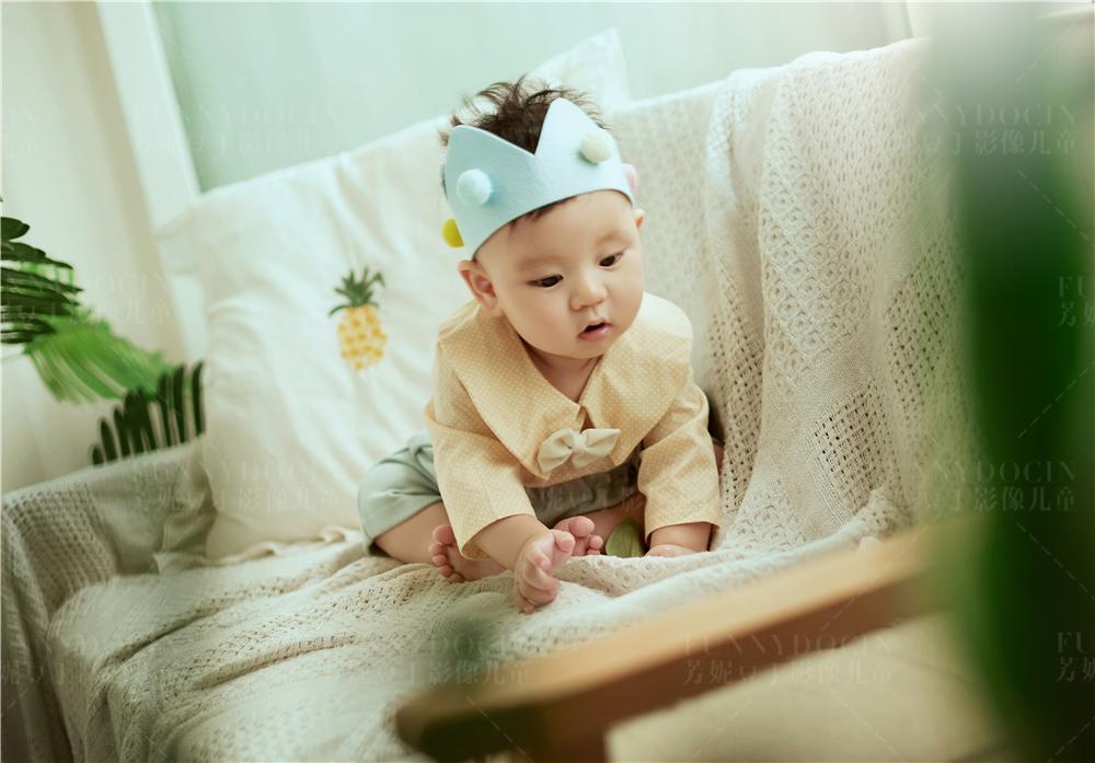 芳妮豆丁儿童摄影 小王子