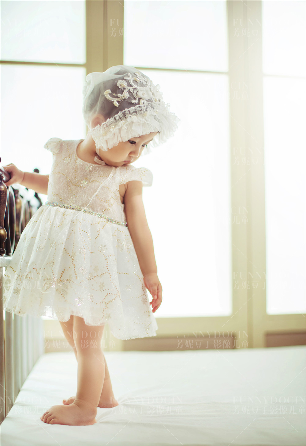 芳妮豆丁儿童摄影 有你超甜