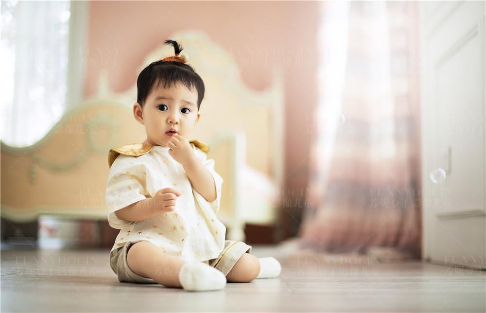 芳妮豆丁儿童摄影 翻糖王国