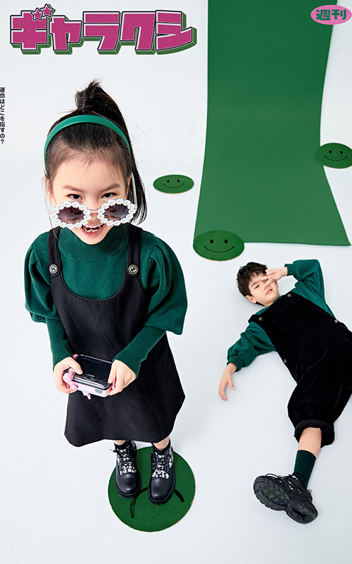 芳妮豆丁儿童摄影 绿野仙踪