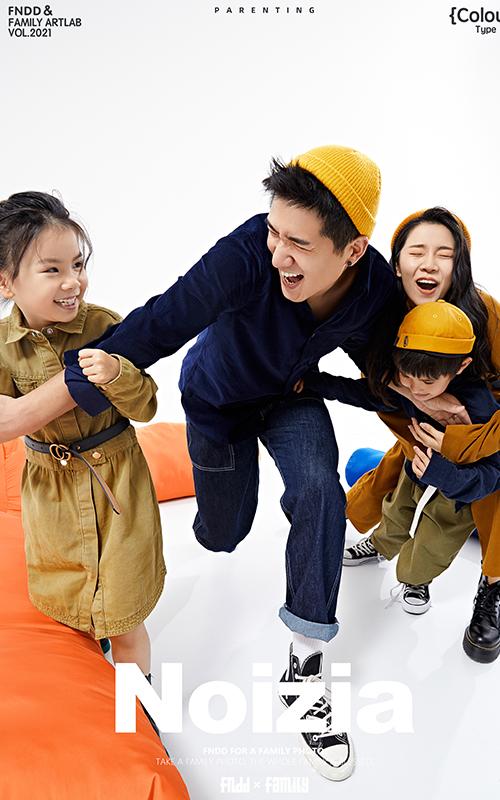芳妮豆丁儿童摄影 趣玩时刻