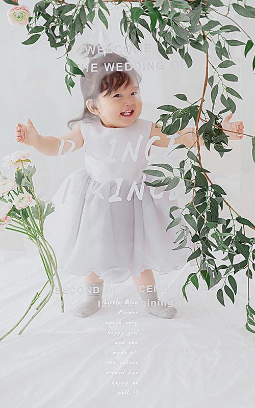 芳妮豆丁儿童摄影 花房姑娘