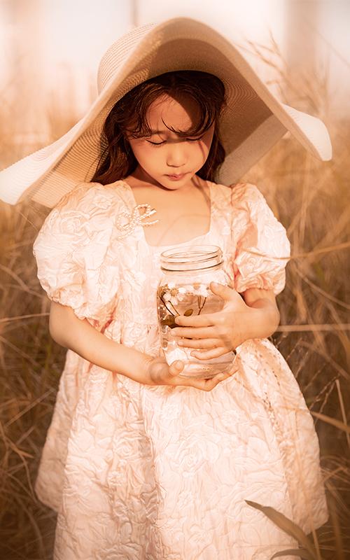 芳妮豆丁儿童摄影 郊外日记
