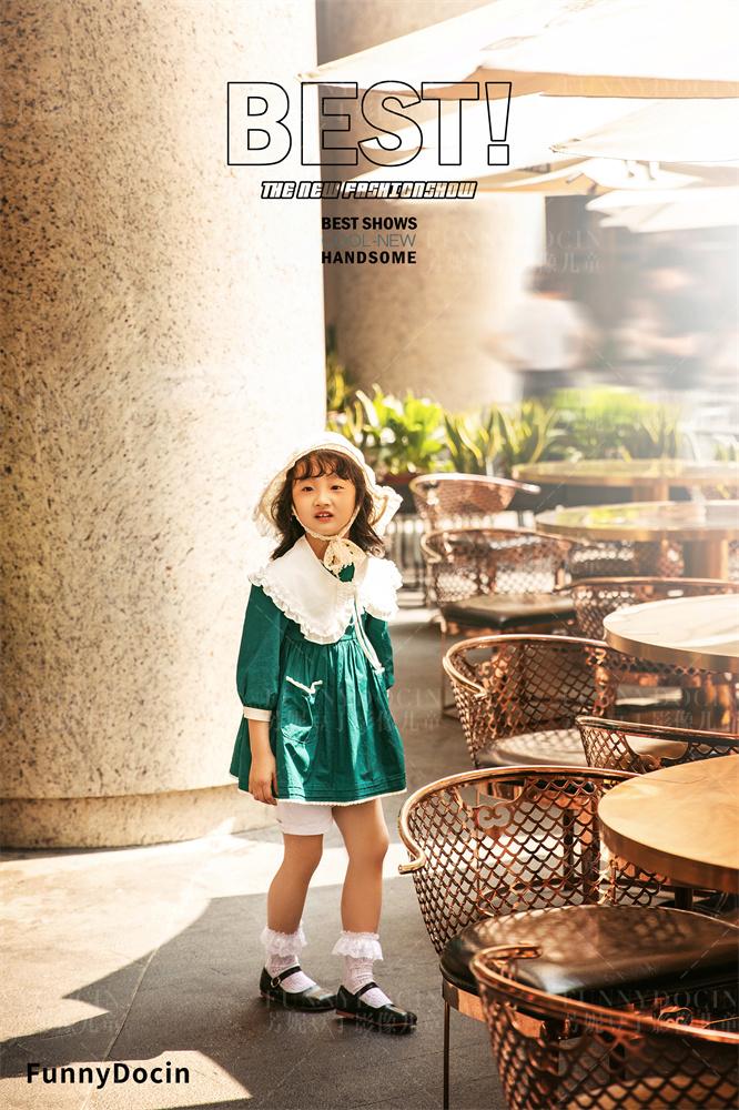 芳妮豆丁儿童摄影 西西里小镇