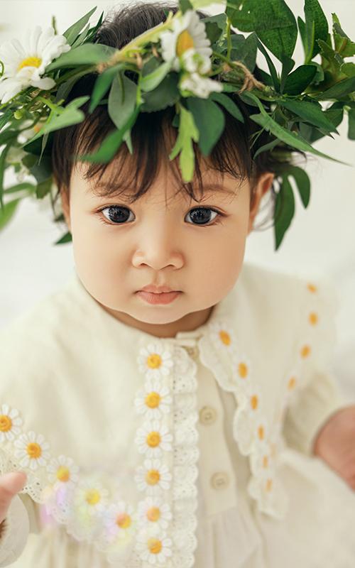 芳妮豆丁儿童摄影 初春物语