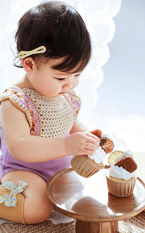 芳妮豆丁儿童摄影 专属糖分