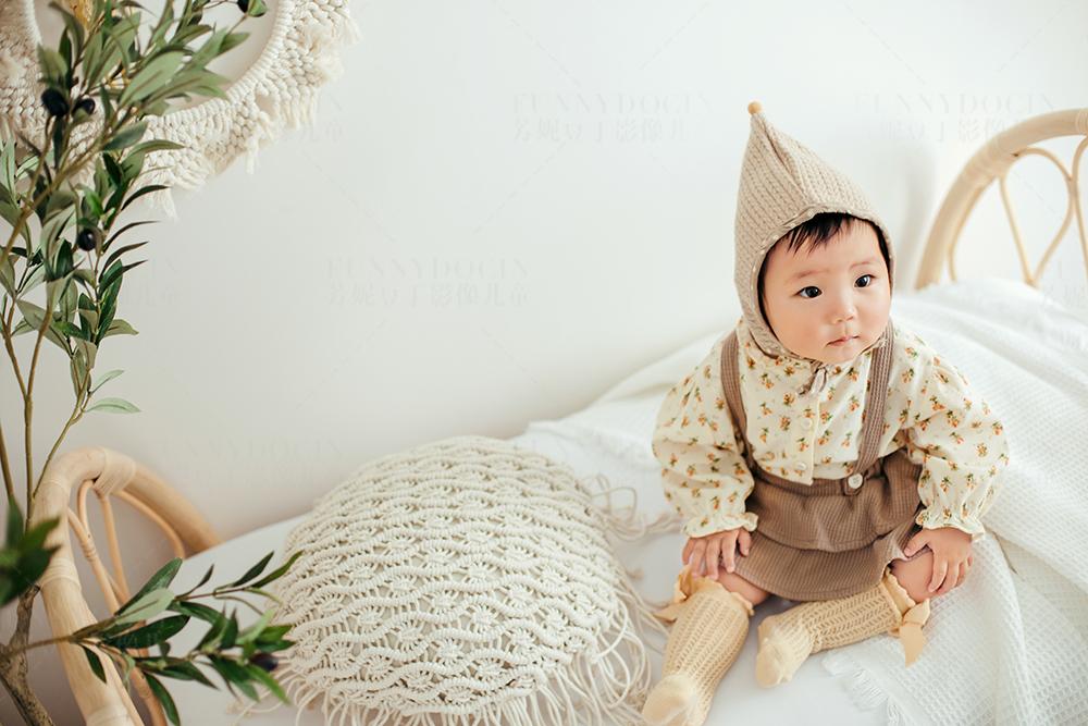 芳妮豆丁儿童摄影 罗马假日