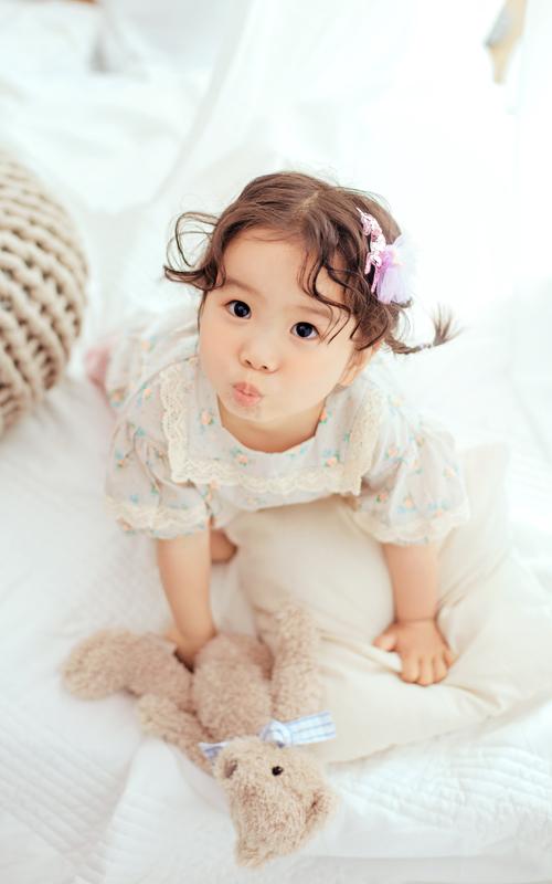 芳妮豆丁儿童摄影 首尔之约