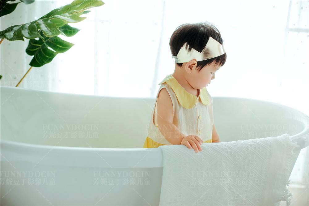芳妮豆丁儿童摄影 童梦时光