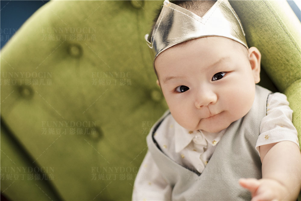芳妮豆丁儿童摄影 小时光