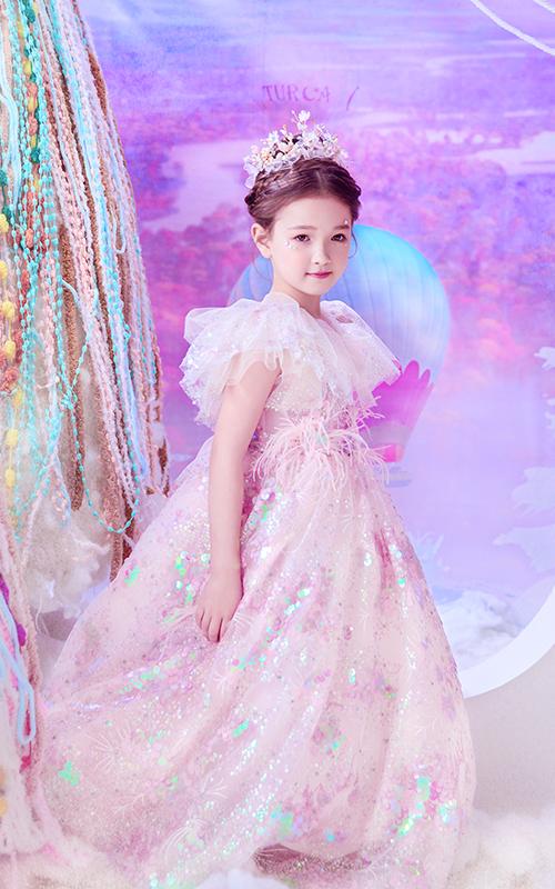 芳妮豆丁儿童摄影 沁粉蜜桃