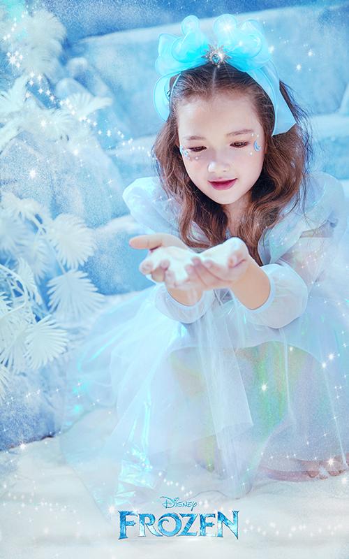芳妮豆丁儿童摄影 魔法公约