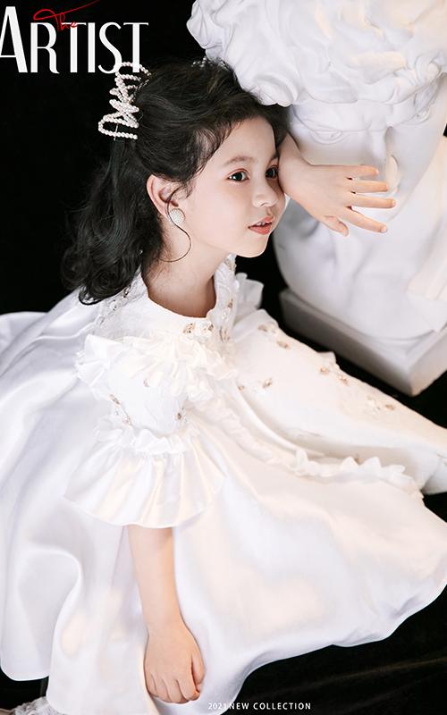 芳妮豆丁儿童摄影 米开朗基罗