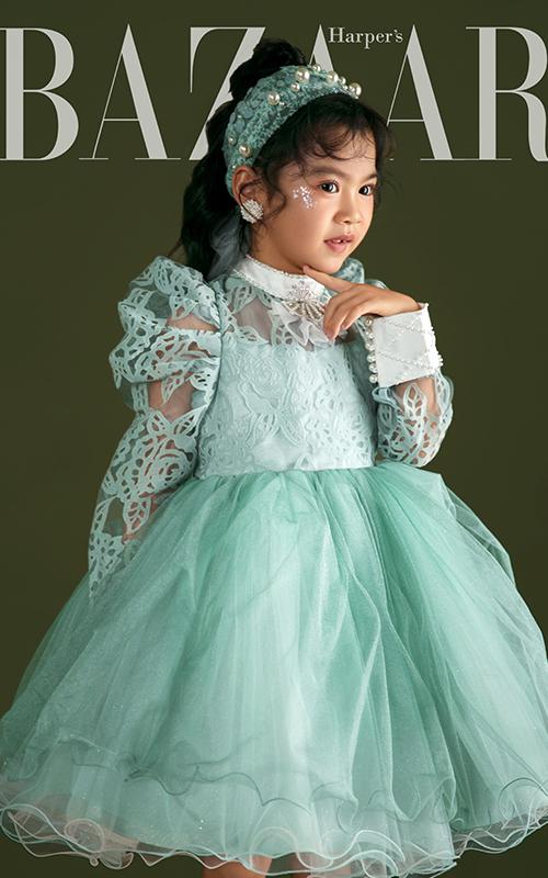 芳妮豆丁儿童摄影 珍珠仙子