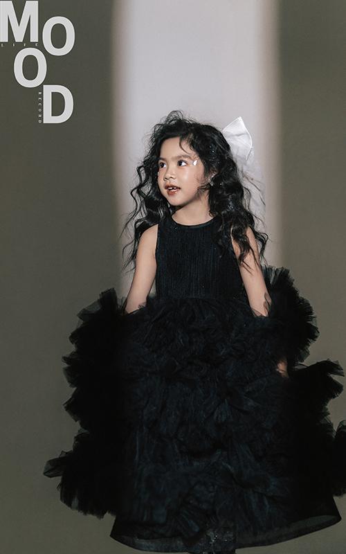 芳妮豆丁儿童摄影 黑天鹅