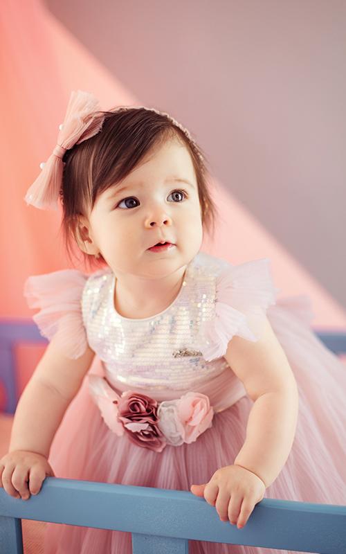 芳妮豆丁儿童摄影 满分甜