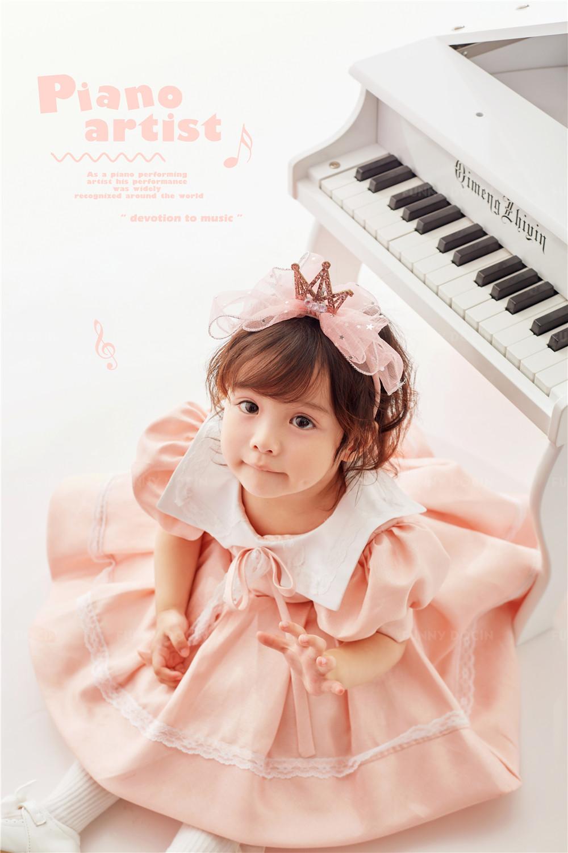 芳妮豆丁儿童摄影 钢琴奏鸣曲