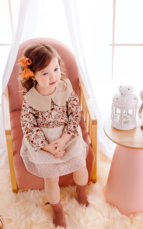 芳妮豆丁儿童摄影 甜美可心