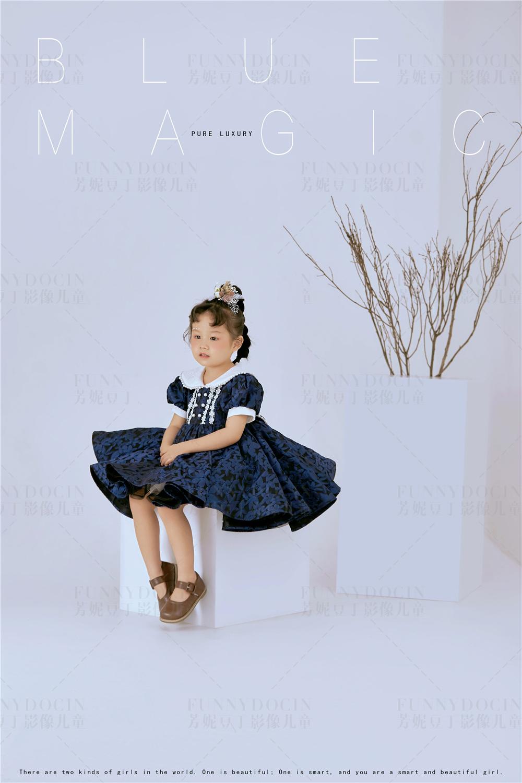 芳妮豆丁儿童摄影 在逃公主