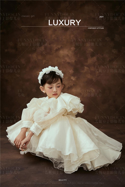 芳妮豆丁儿童摄影 浪漫仪式