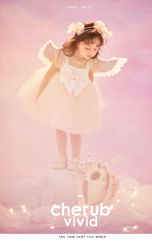 芳妮豆丁儿童摄影 梦幻天使