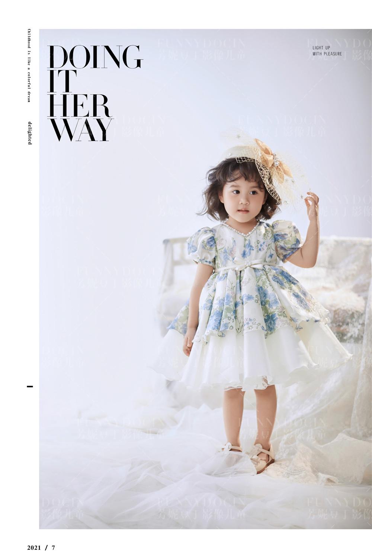 芳妮豆丁儿童摄影 满分甜度