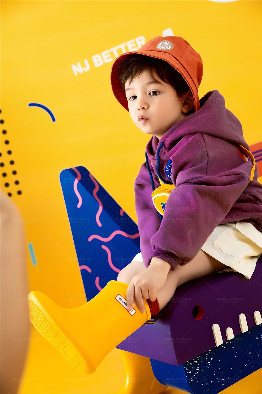 芳妮豆丁儿童摄影 爱乐之城